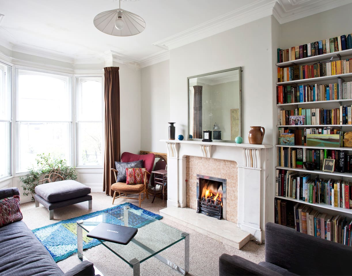 Drawing room - for your use whilst here