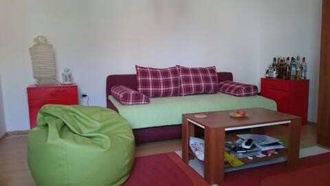 Cosy&Quiet Room with balcony