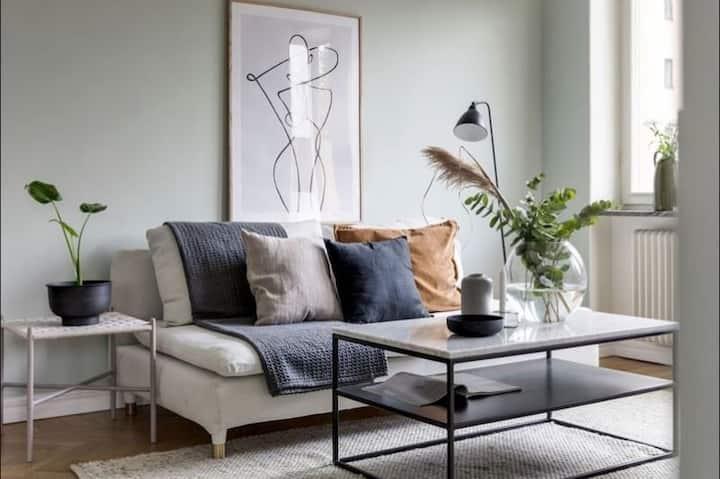 Modern minimalist apartament