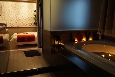 ↗ Lovely Relaxing Studio with Tub - Kowloon - Apartment