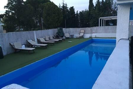 Casa con piscina e parco privata - Misano Adriatico