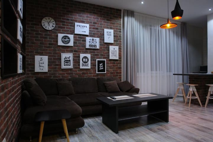 "Loft Apartment, ""Silver House"""