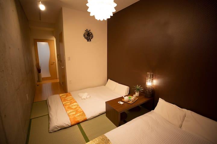 Premiere JP-wafu New Bedroom 2Double Tatami Matures 150*200cm 新高级日式和风双人榻榻米床垫