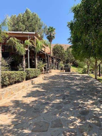 """Hacienda """"Las piedras"""""""