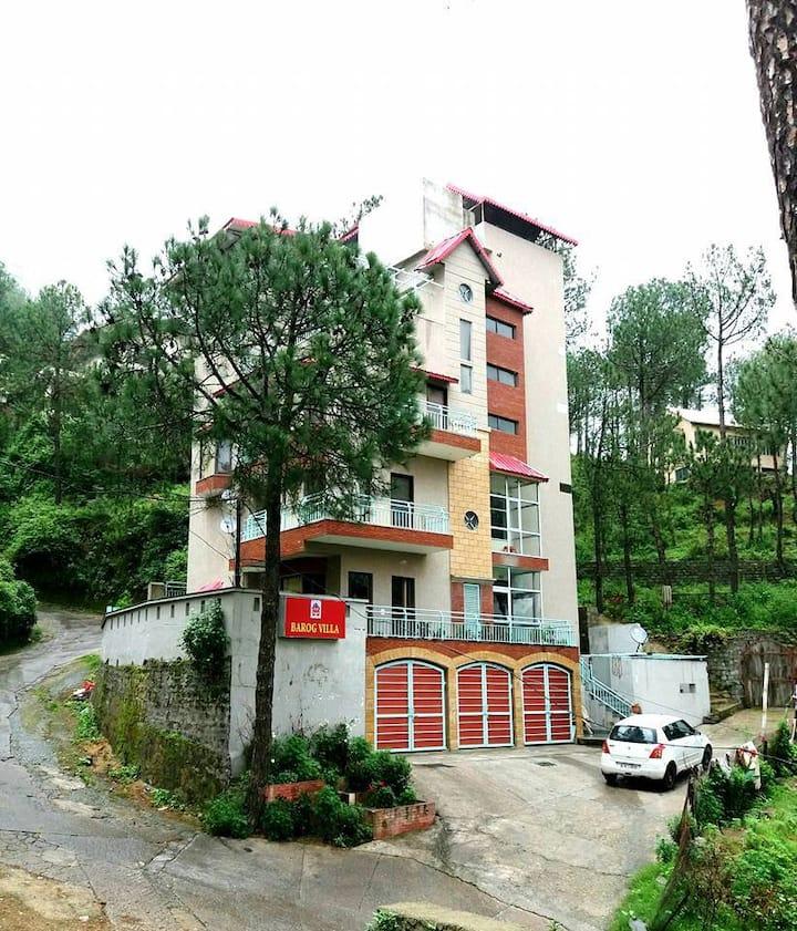 Barog Villa