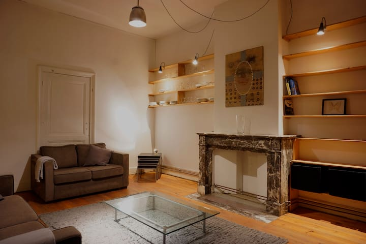Le Grand Appartement !!! - Bruxelles - Apartemen