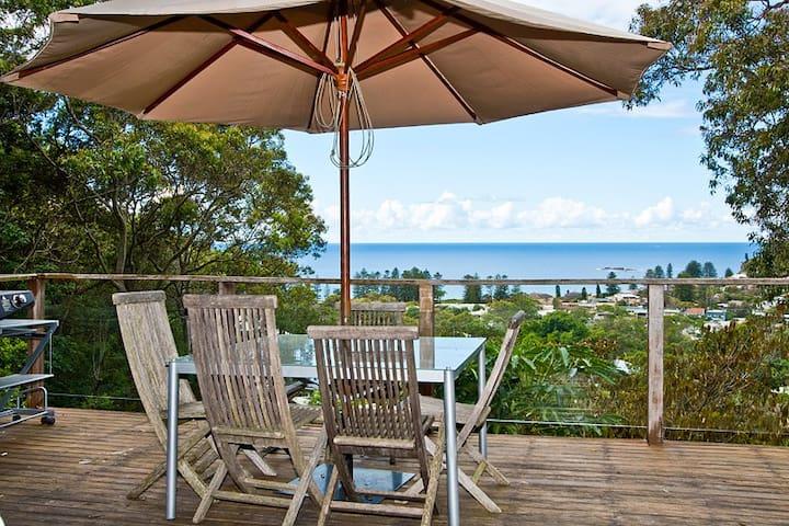 Aquilla House - Ocean Views Newport