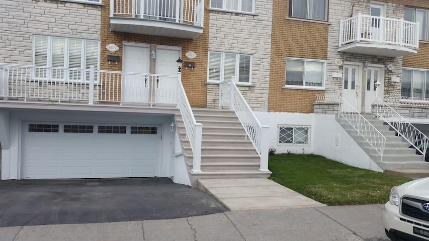 Bachelor lumineux et confortable - Montréal - Lägenhet