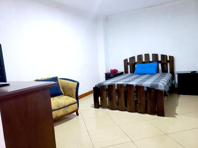 Private room for two persons in historic center