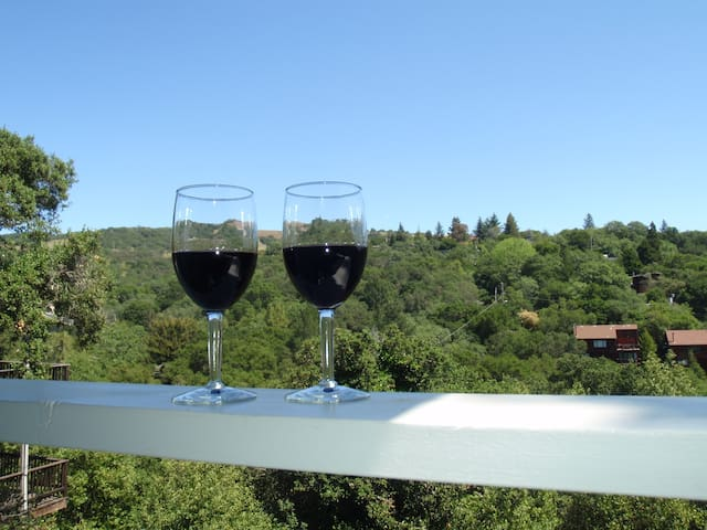 Romantic Rock View Studio  - Sonoma - Apartament