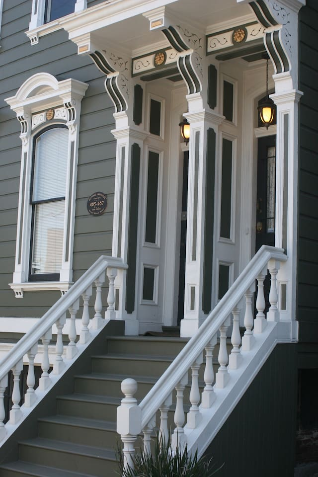 Stay historic in beautiful Hayes Valley neighborhood