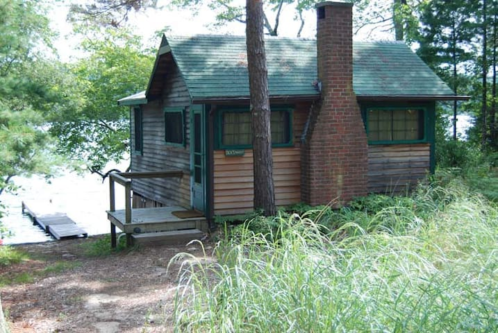Waterfront Cabin on Long Pond - Plymouth