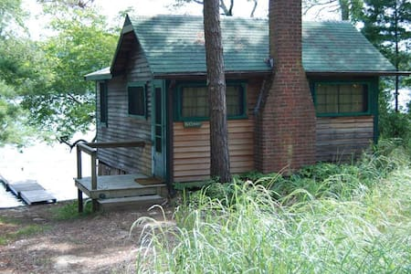 Waterfront Cabin on Long Pond - Plymouth - Sommerhus/hytte