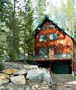 Castlepine Retreat Donner Summit-Sleeps 14 - 特拉基 - 小木屋