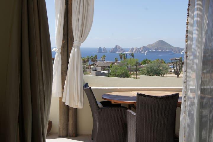 Million Dollar Ocean Views -Modern Luxe House Cabo