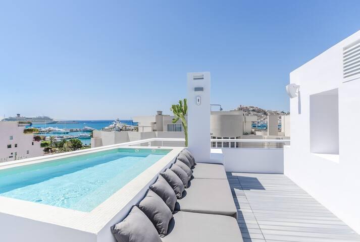 Penthouse Ibiza
