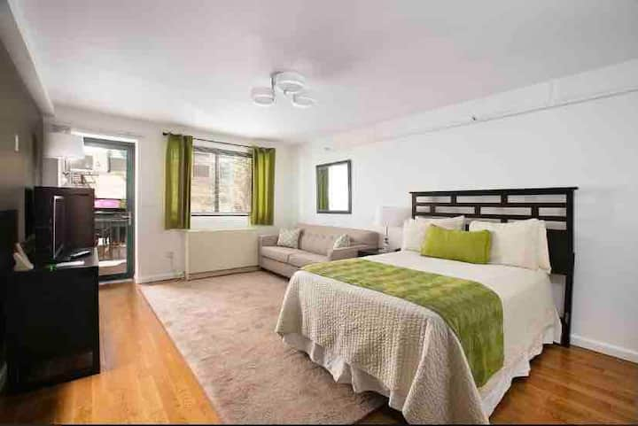 Charming studio apartment in Chelsea