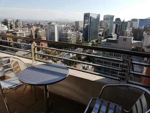 Fantástico apartamento ,2 ambientes   linda vista