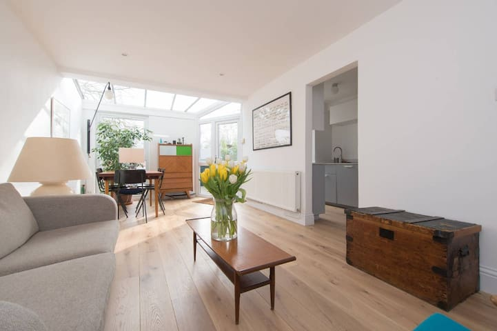 Cosy house in top location - East London