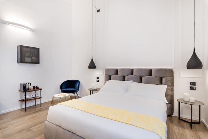 The First - Junior Suite w.view La Spezia/5Terre
