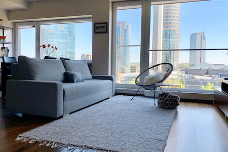 Two-floor Apartment - Skyscraper Area - GREAT VIEW