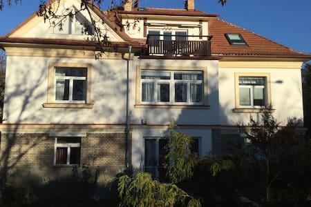 Apartment in a quiet residential area near centre - Prague - Villa