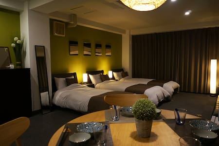 Hotel-like apartment! w/ Free WiFi - Taitō - Wohnung