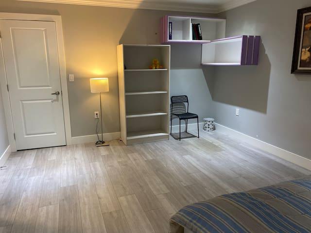 Comfortable Master room
