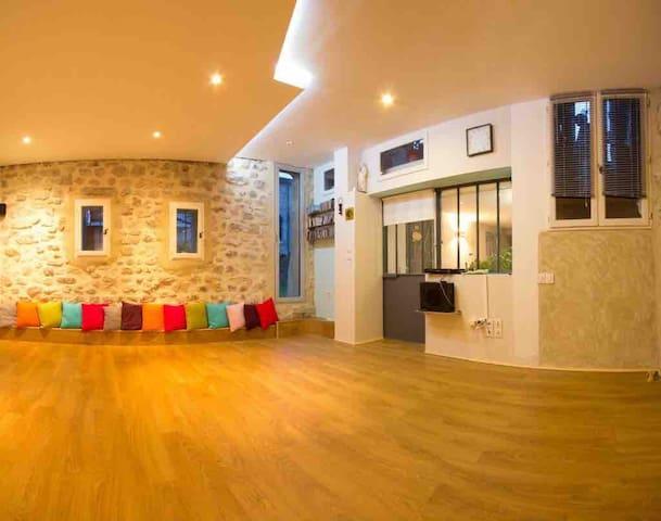 Dortoir  - L'Atelier de Dédé