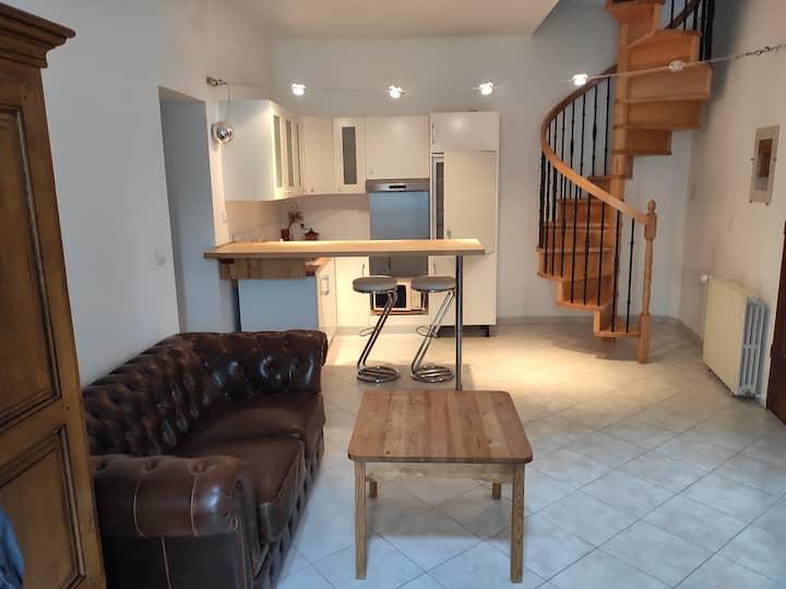 Bel appartement meublé T2 de 38M2