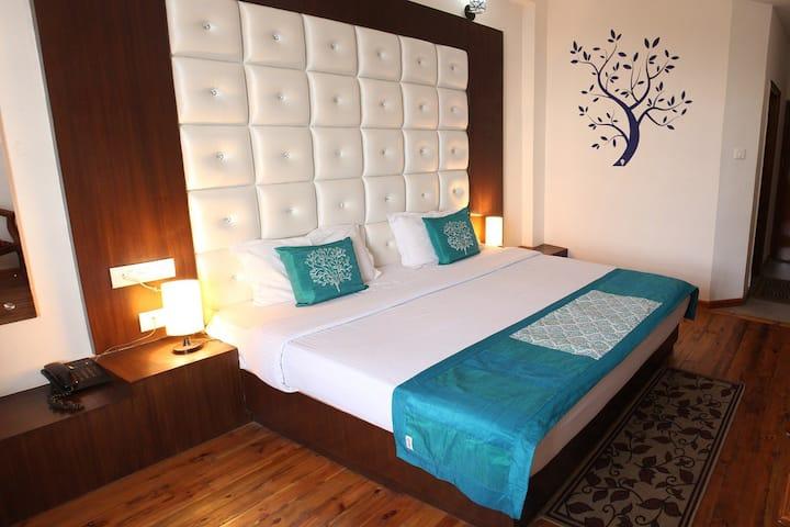 Luxury Room with Hotel Vatika The Riverside Resort