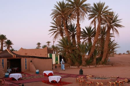 Sand Inn, our romantic desert camp - Mhamid - 帐篷
