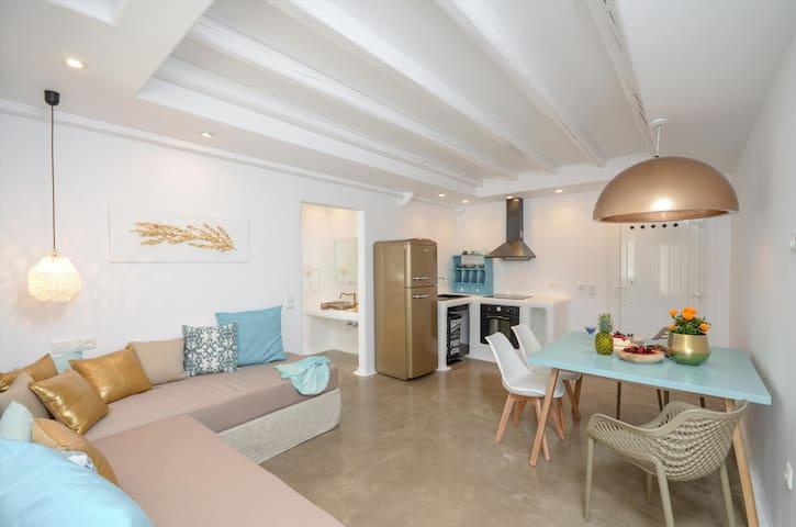 Lino Master Apartment - Naxos - Byt