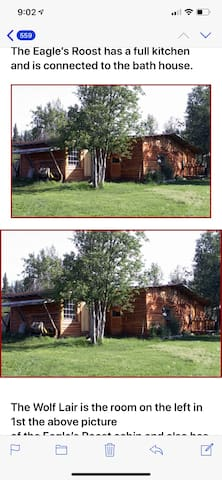 Eagle' Roost Cabin
