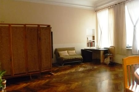 Appartement next to Shevchenko park downtown & sea - Odessa