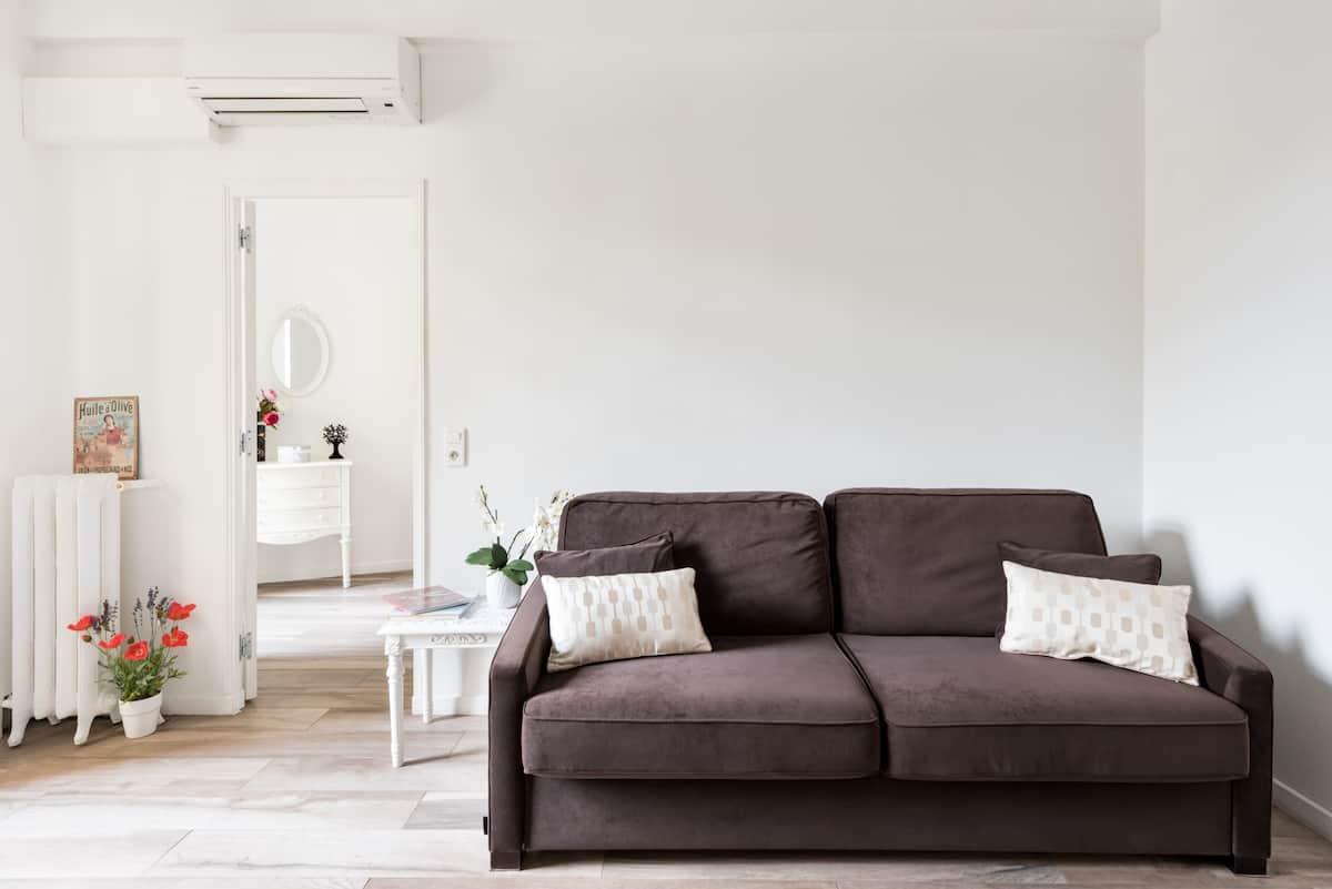 Appartement plein de cachet dans le centre de Nice