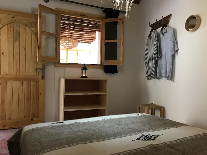 Double room: Amlougui-House, time to experience