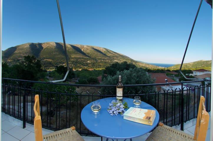Apartment in Makriotika, near Ag. Effimia & Myrtos