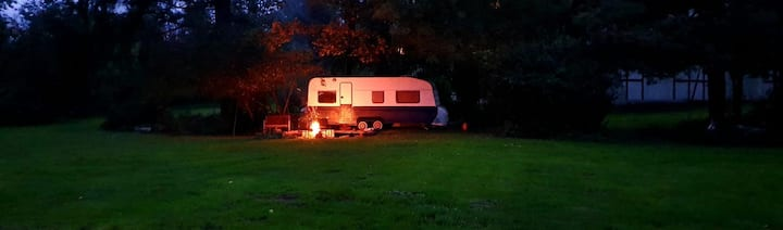 Tiny house caravan /Zimmer/Wohnung im Siegtal