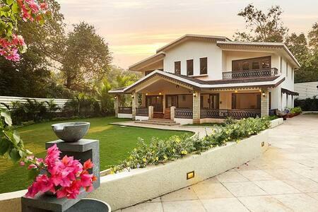 Alibag - Assanjoo Villa