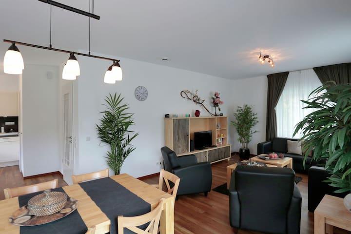 Wunderschöne Villa mit Garten in Küstelberg, Skigebietnähe