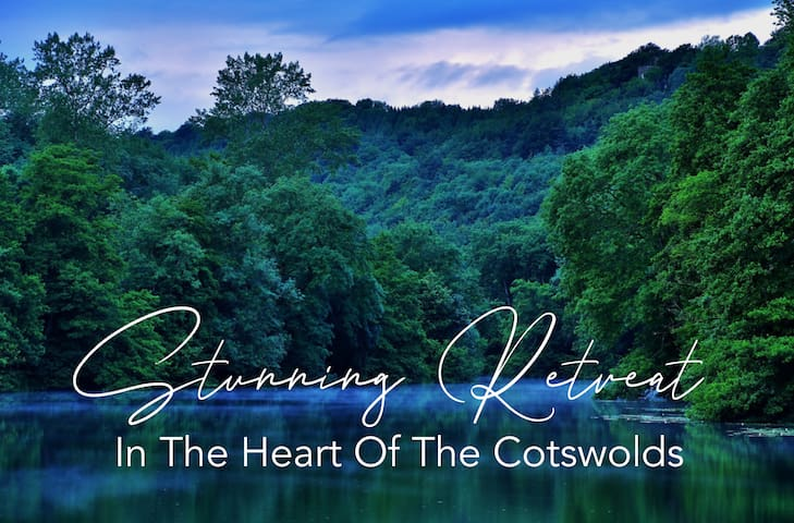 The perfect Cotswold retreat in a secret valley