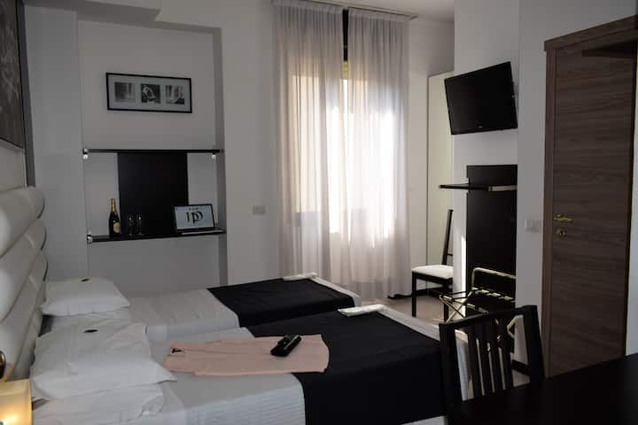 Twin room - boutique hotel