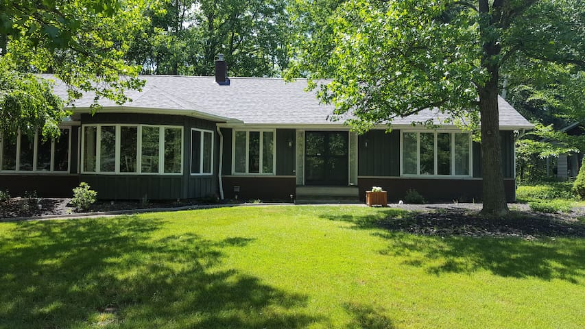 Private House in Brecksville 20 min to downtown - Brecksville - Huis