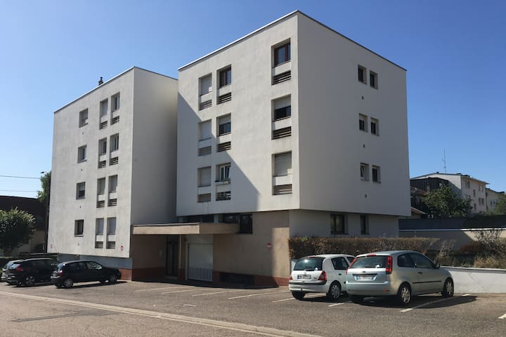 Appartement 60 m² avec parking