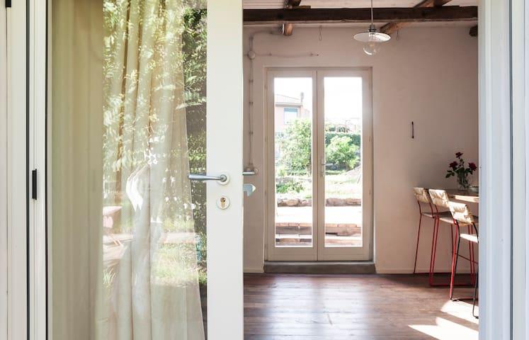 a casa di Ester - Valverde,catania - อพาร์ทเมนท์