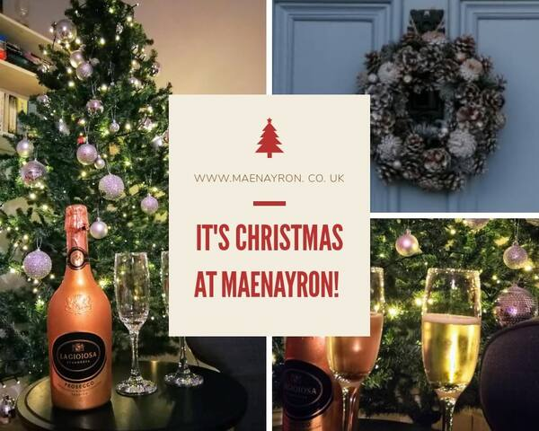 Maenayron, home from home in the heart of Cardigan