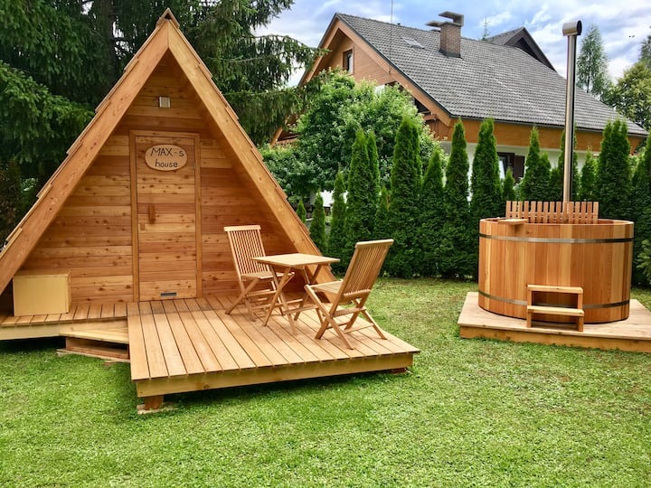 Max-s glamping house