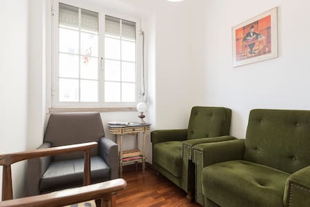 Comfortable apartment in the traditional district - Lisboa - Lejlighed