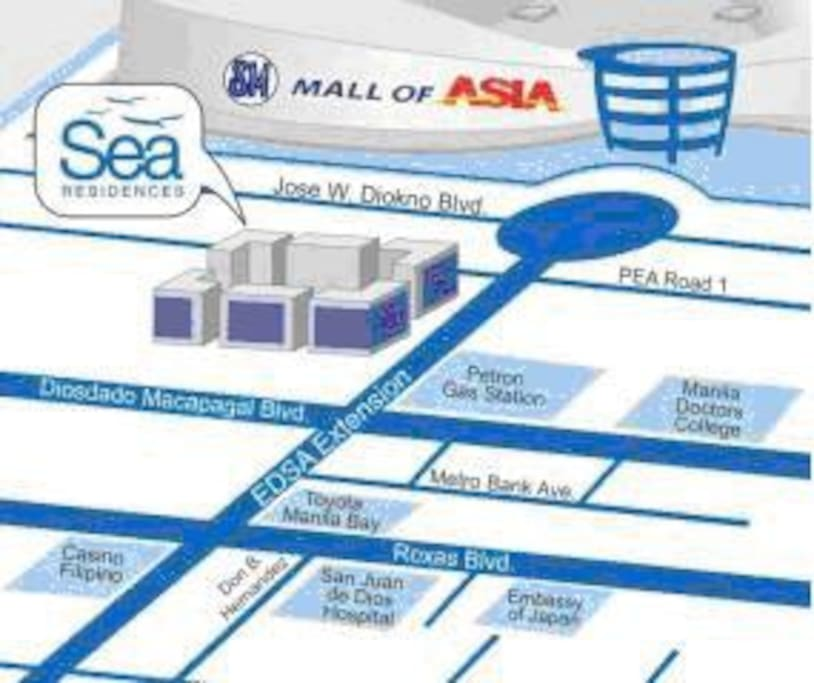 near mall of asia